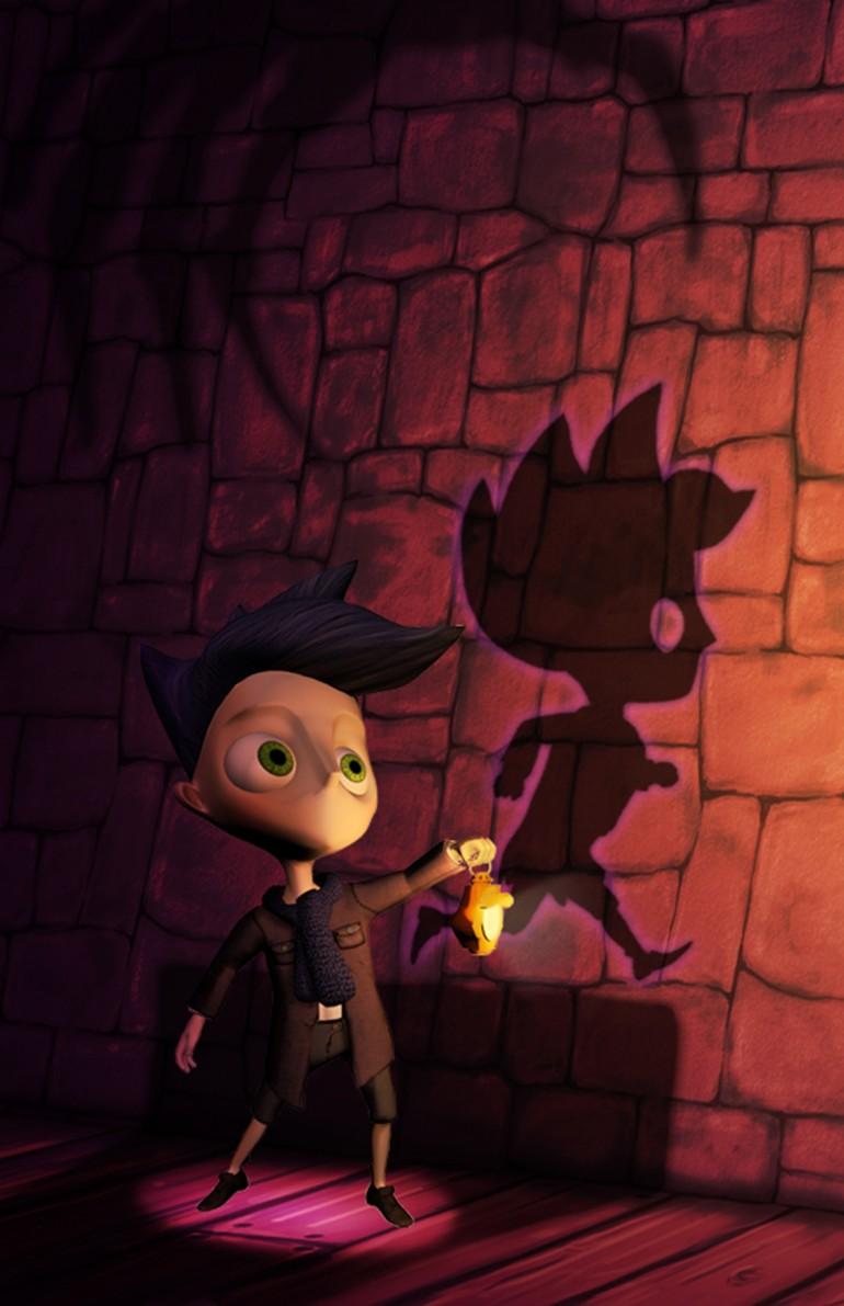 Sarepta Studio – Shadow Puppeteer