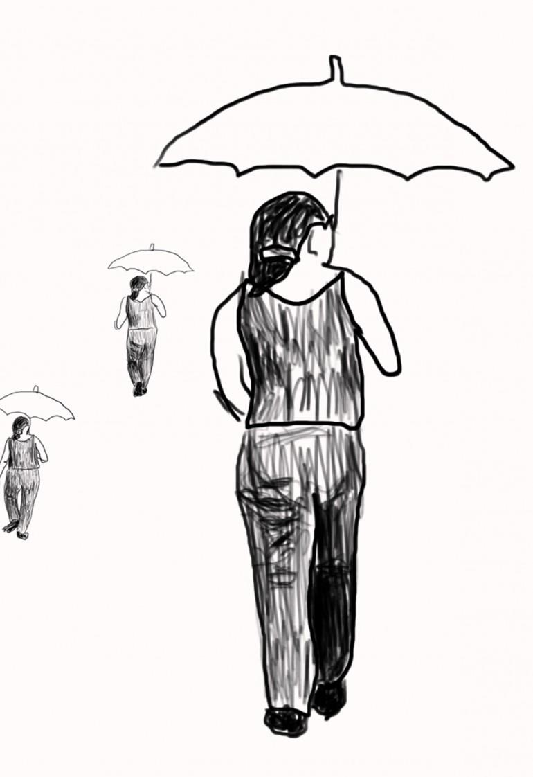 Wayner Tristão – A chuva de cada um