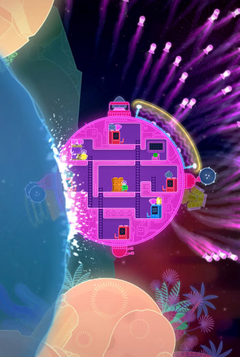 Asteroid Base - Lovers In A Dangerous Spacetime