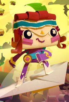 Media Molecule - Tearaway Unfolded