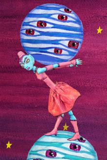 Olga Guseva - The Astronaut