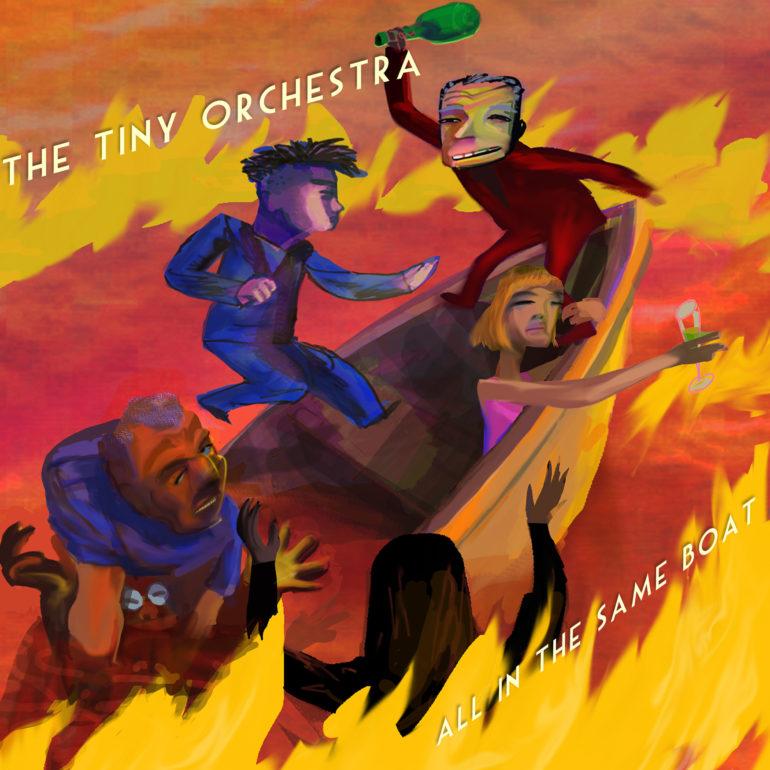 The Tiny Orchestra (John Halfpenny)