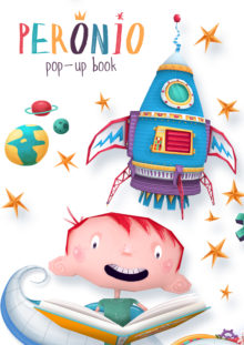 Tiago Moraes e Renato Klieger – Peronio Pop-Up Book