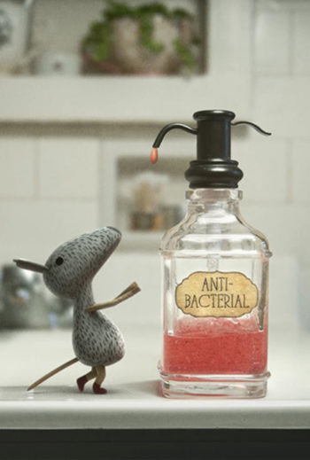 Tiny Inventions - Perfect Houseguest