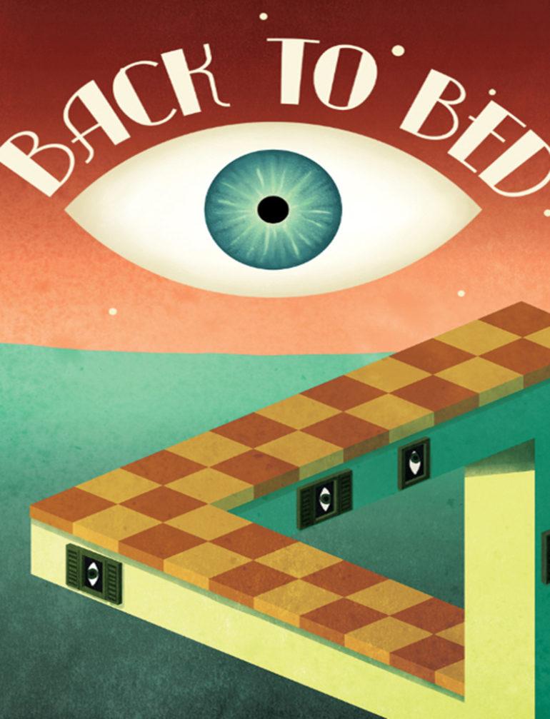 Bedtime Digital Games - Back to Bed