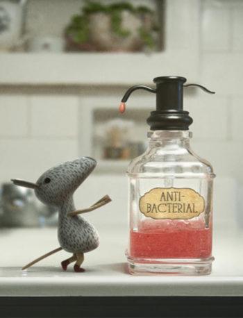 Tiny Inventions: Ru Kuwahata & Max Porter